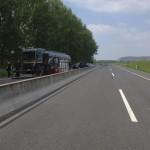 Filmkulisse FTL Autobahn